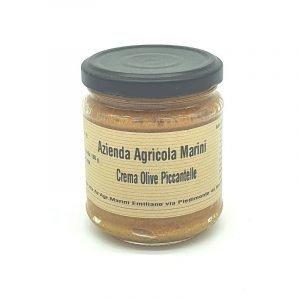 crema olive piccante
