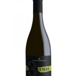 tre nodi vino bianco