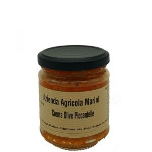 crema olive piccantelle