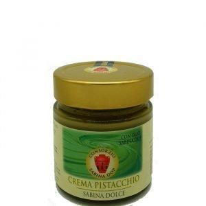 crema pistacchio olio sabina
