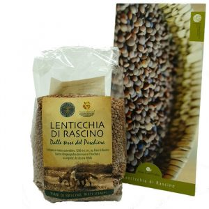 vendita lenticchia di rascino presidio slow food
